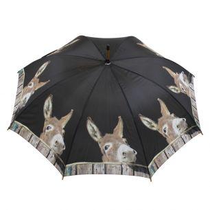 Paraplu hout ezel