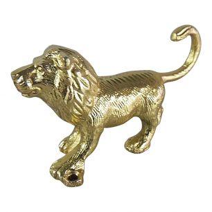 Goud haak leeuw