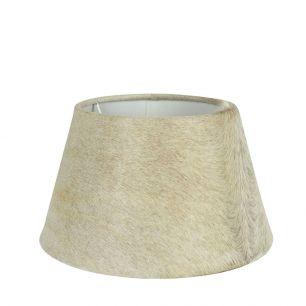 Lampenkap koevel beige 30cm*