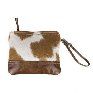 Make-up tas bruin koe*