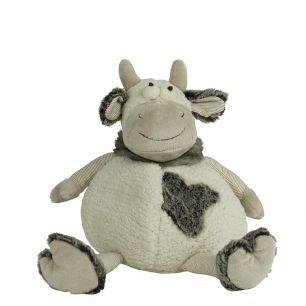 Knuffel koe 25cm