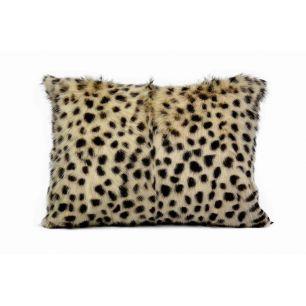 Kussen geit cheetah 30x50cm