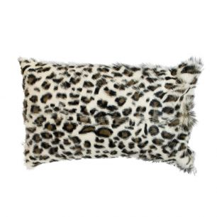 Kussen geit luipaard bruin 30x50cm