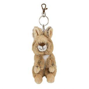 Sleutelhanger konijntje 12cm*